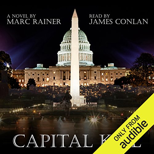 Capital Kill audiobook cover art