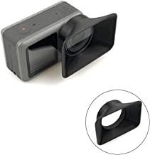 Yifant Sun Lens Hood for DJI OSMO Action Camera Accessories 3D Printed Sunshade 59x36x19MM (Small)