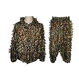 Tenue Camouflage Ensemble Veste à Capuche et Pantalon...