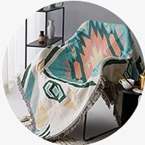 KLily Manta Lavable Universal De Cuatro Estaciones, Manta De La Pierna De La Cubierta del Aire Acondicionado De La Sala De Estar del Hogar, Manta De La Siesta De La Oficina