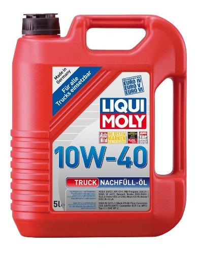 Liqui Moly 4606 Truck-Nachfüll-Öl 10 W-40, 5 L