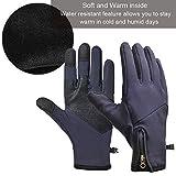 Zoom IMG-1 guanti invernali da uomo donna