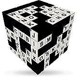 V-Cube- Crossword Crucigrama Tema Rotacional Cubo Velocidad Puzzle (VCB-3-CROSSWORD)