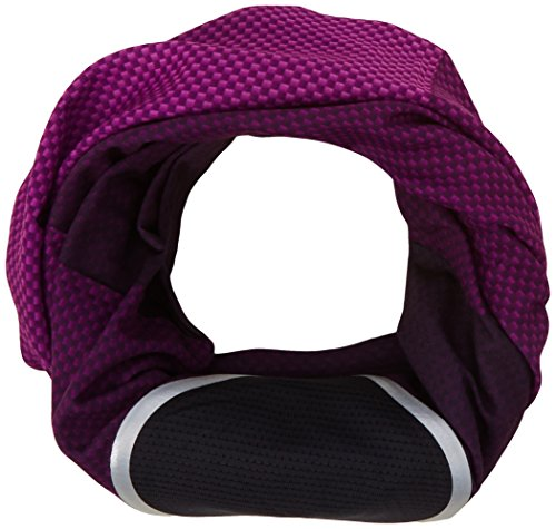 Had Smog Protection/one Size Funktionstuch, Carbon Lilac