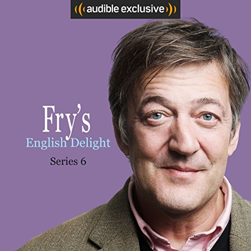 Fry's English Delight (Series 6) cover art