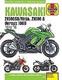 Kawasaki Z1000sx/Versys, '10-'16 (Haynes Service and Repair Manual)