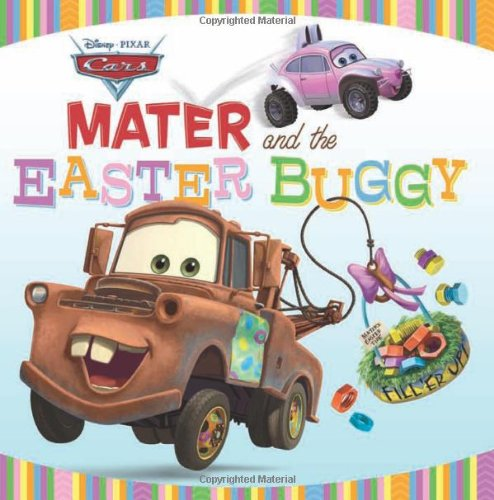 Mater and the Easter Buggy (Disney/Pixar Cars)