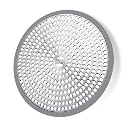 powerful Hair trap / LEKEYE shower filter / stainless steel and silicone
