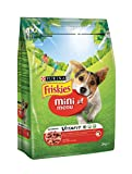 Purina Friskies Vitafit Mini Menu Pienso para Perro Adulto Buey 3 Kg
