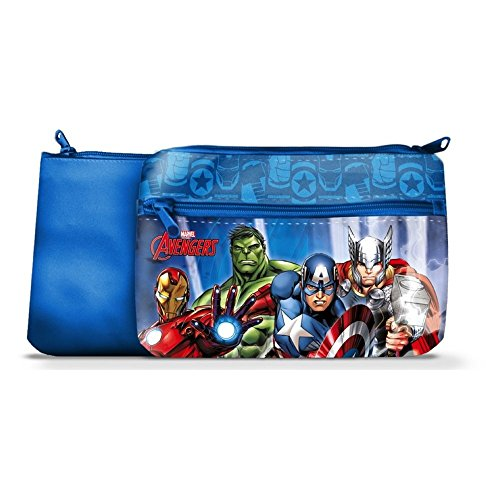 Star Licensing TOMBOLINO Avengers PORTACOLORI 1 Cerniera Marvel CM 24X15 - 44478/1