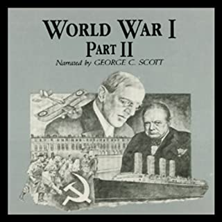 World War I, Part 2  cover art