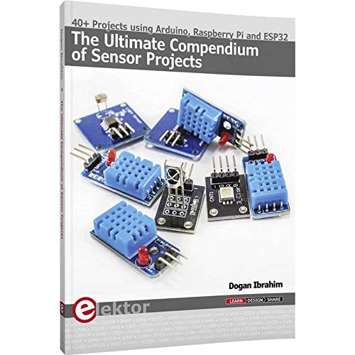 Elektor Ultimate Compendium of Sensor Projects w