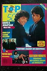 TOP 50 069 1987 06 DAVID JONATHAN U2 EMMANUELLE ELSA CARMEL HALLYDAY