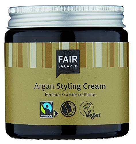 FAIR SQUARED Styling Argan 100 ml - Vegane Naturkosmetik im Zero Waste Mehrweg-Glastiegel
