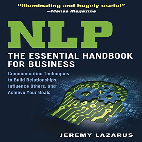 NLP: The Essential Handbook for Business audiobook cover art
