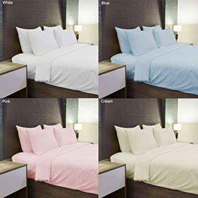 John Aird Luxury Thermal Flannelette Fitted Sheets, 100% Brushed Cotton by John Aird