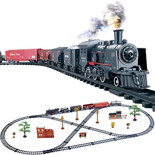 K9CK - Züge für Modelleisenbahnen in Zuges, Größe 56pcs
