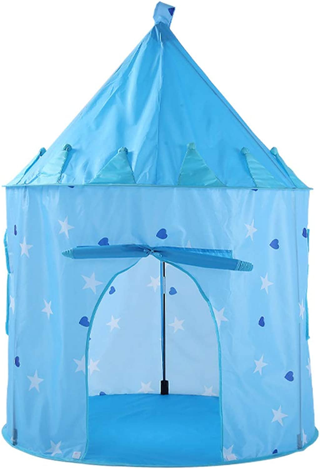 Princess Tent Starry Yurt Castle Baby Toy Game House Indoor Cartoon Girl Suitable for Indoor and Outdoor Games