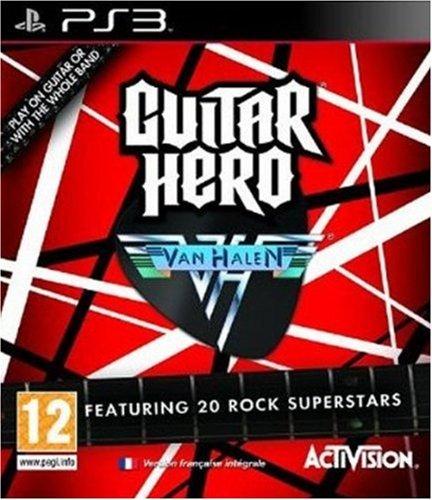 Guitar Hero Van Halen - Game Only (PS3) [Importación inglesa]