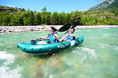 Inflatable Kayak, Paddle Boat