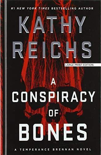 A Conspiracy of Bones A Temperance Brennan Novel 1 product image