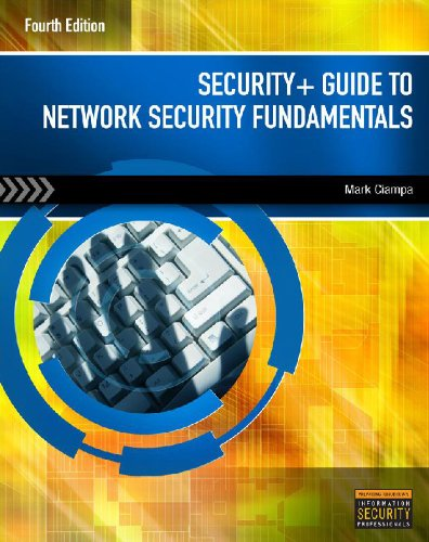 Lab Manual for Security+ Guide to Network Security...