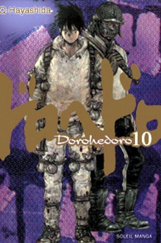 Dorohedoro T10