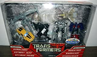 Best transformers barricade toys r us Reviews