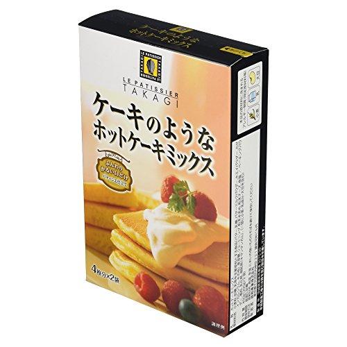 昭和産業ケーキのようなホットケーキミックス400g