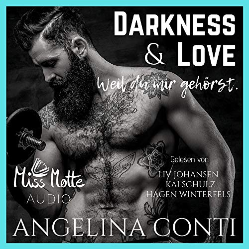 Darkness & LOVE. Weil du mir gehörst cover art