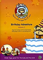 Kinda Yoga: Birthday Adventure [DVD] [Import]