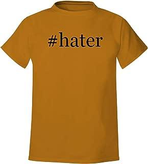 #hater - Men's Hashtag Soft & Comfortable T-Shirt