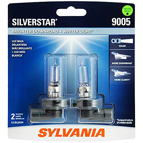 SYLVANIA - 9005 SilverStar - High Performance...