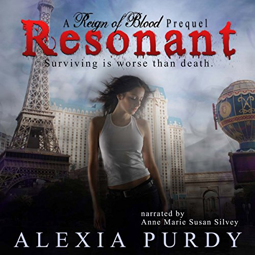 Resonant audiobook cover art