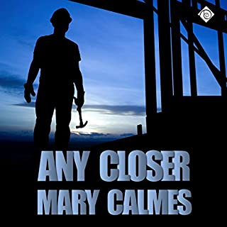 Any Closer audiobook cover art
