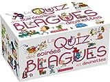 Le Quiz des Soirées blagues et devinettes