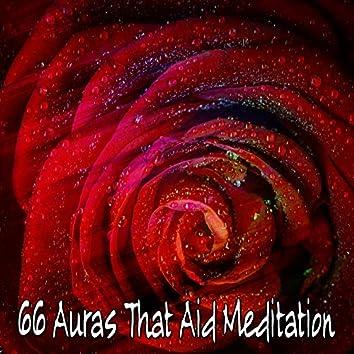 66 Auras That Aid Meditation