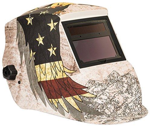 FORNEY INDUSTRIES 55708 Advantage Auto Darkening Helmet