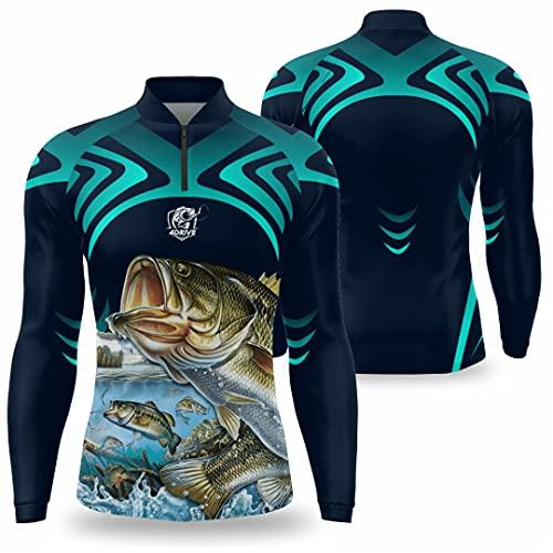 Camisa de Pesca Blue Fish