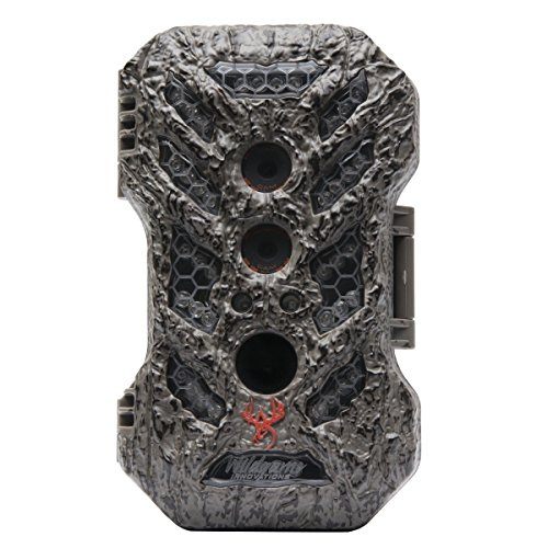 Wildgame Innovations SC20i20-7 Silent Crush Cam 20 Trail Camera, Bark