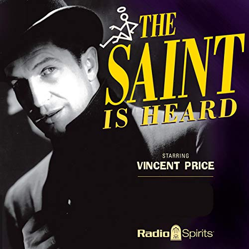 The Saint: Is Heard cover art