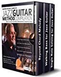 Martin Taylor's Complete Jazz Guitar Method Compilation: Master Jazz Guitar Chord-Melody, Walking Basslines & Single-Note Soloing (Play Jazz Guitar)