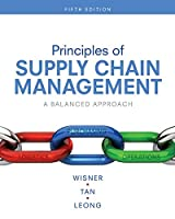Principles of Supply Chain Management: A Balanced Approach, 5th Edition Front Cover