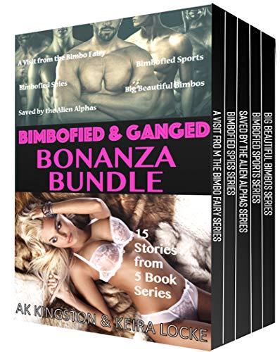 Bimbofied and Ganged Bonanza Bundle (English Edition)