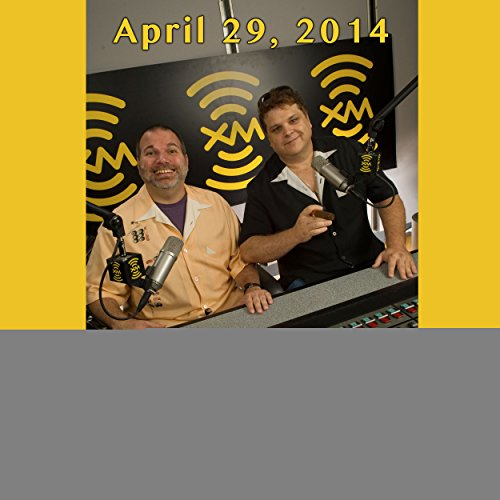 Ron & Fez Archive, April 29, 2014 audiobook cover art