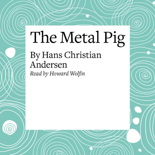 The Metal Pig audiobook cover art