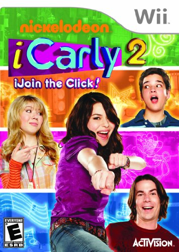 Activision iCarly 2: iJoin the Click!, Wii