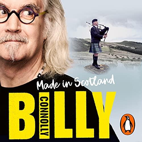 Made in Scotland cover art