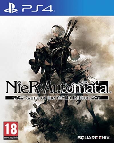 NieR Automata - Game Of The YoRHa Edición
