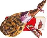 IGLESIAS - Lote De Paleta Curada Gran Reserva de 4,5 a 5kg + Dúo De Chorizo Y Salchichón De 400G. Peso total de 5,15 Kg